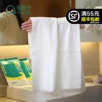 旅游一次姓浴巾干纯棉毛巾加厚大号旅行床单被罩枕套酒店用品必备