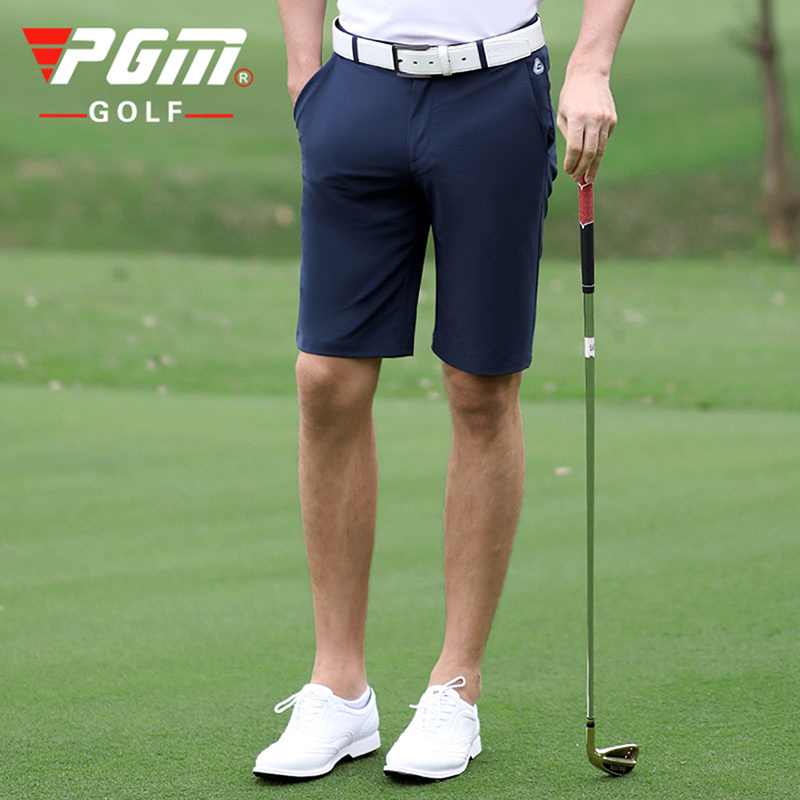 PGM Golf pants mens shorts summer sports pants high elastic fabric breathable quick drying Golf pants mens Golf