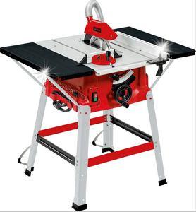博达10寸无尘锯推台锯多功能木工斜切台锯切割机电圆锯角度锯