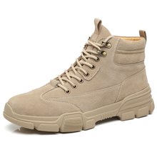 Martin Boots Men's Spring and Summer Britain's All-Up Shoes, Tidal Shoes, Workwear, Army Boots, Desert Shoes, Men's Shoes