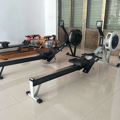 Bowdstone rowing machine home fitness intelligent rowing machine wind resistance rowing machine gym commercial rowing machine