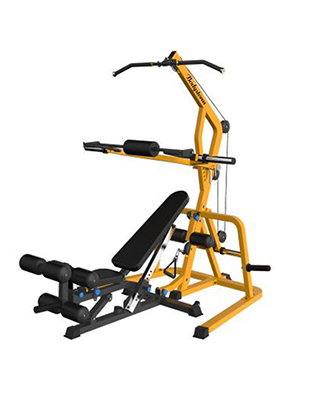 The multi-functional comprehensive strength training device of bodistone home and commercial gym studio