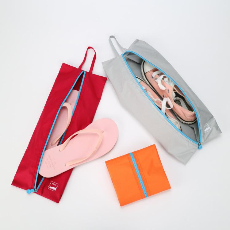 旅行鞋子收纳袋刘涛同款家用便携鞋袋防水防尘篮球鞋足球鞋收纳包