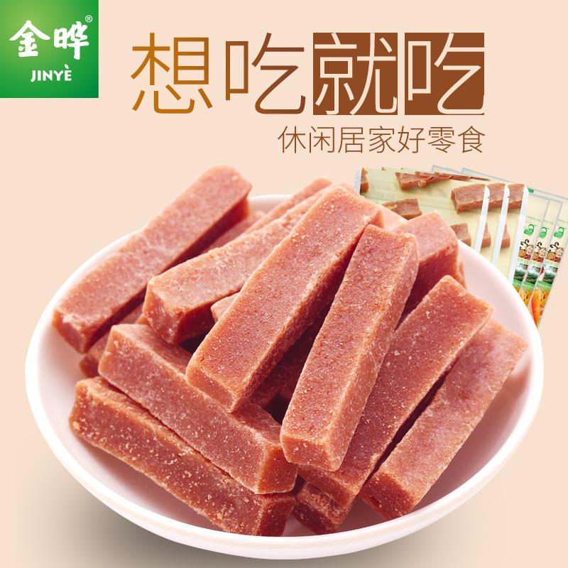 金晔六物/蔬果组合100g 6袋山楂条