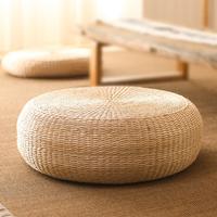 查看日式榻榻米蒲团坐垫打坐垫禅修垫拜佛垫跪垫拜垫家用地上垫子草编价格