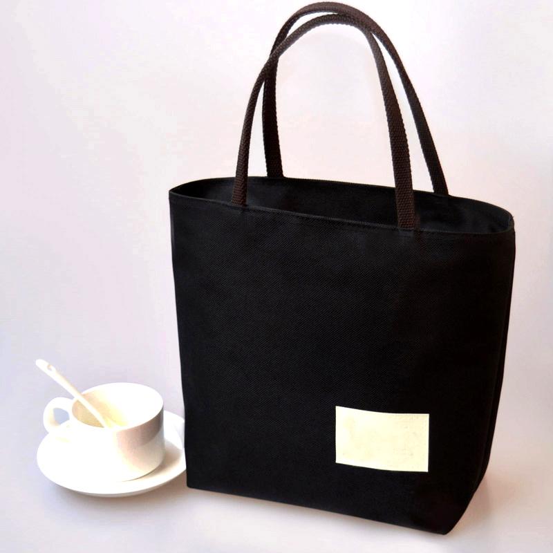 日式手提包ins韩国防水防油饭盒袋11-07新券