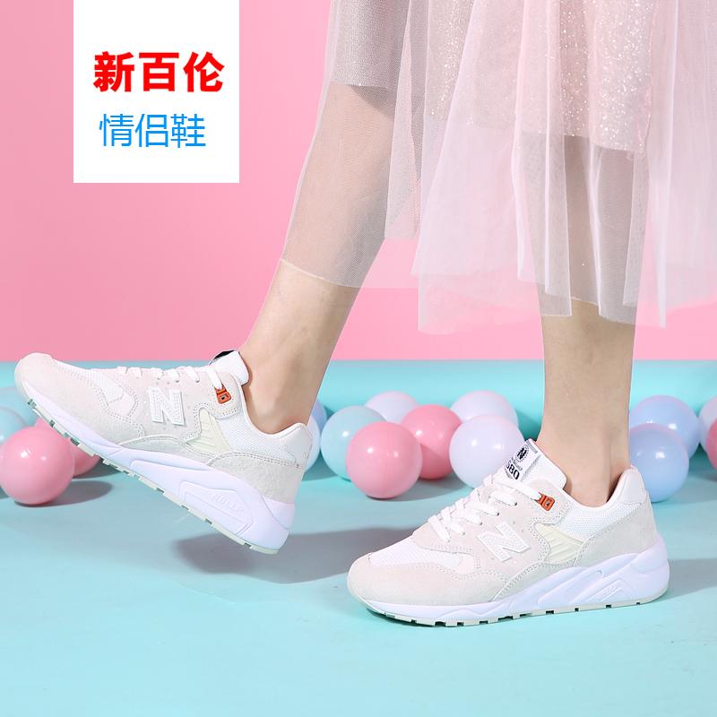 新百伦女鞋999樱花系列官方正品白色运动鞋透气男鞋n字鞋子情侣鞋图片