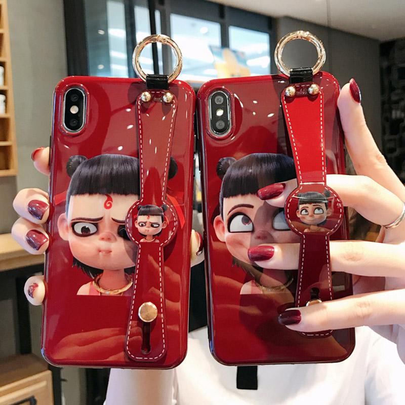 哪吒苹果x 11防摔iphone11 xr手机壳