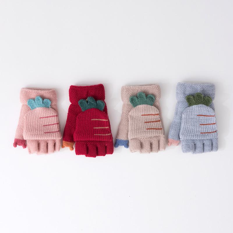 Мужские перчатки без пальцев Артикул 580413464311