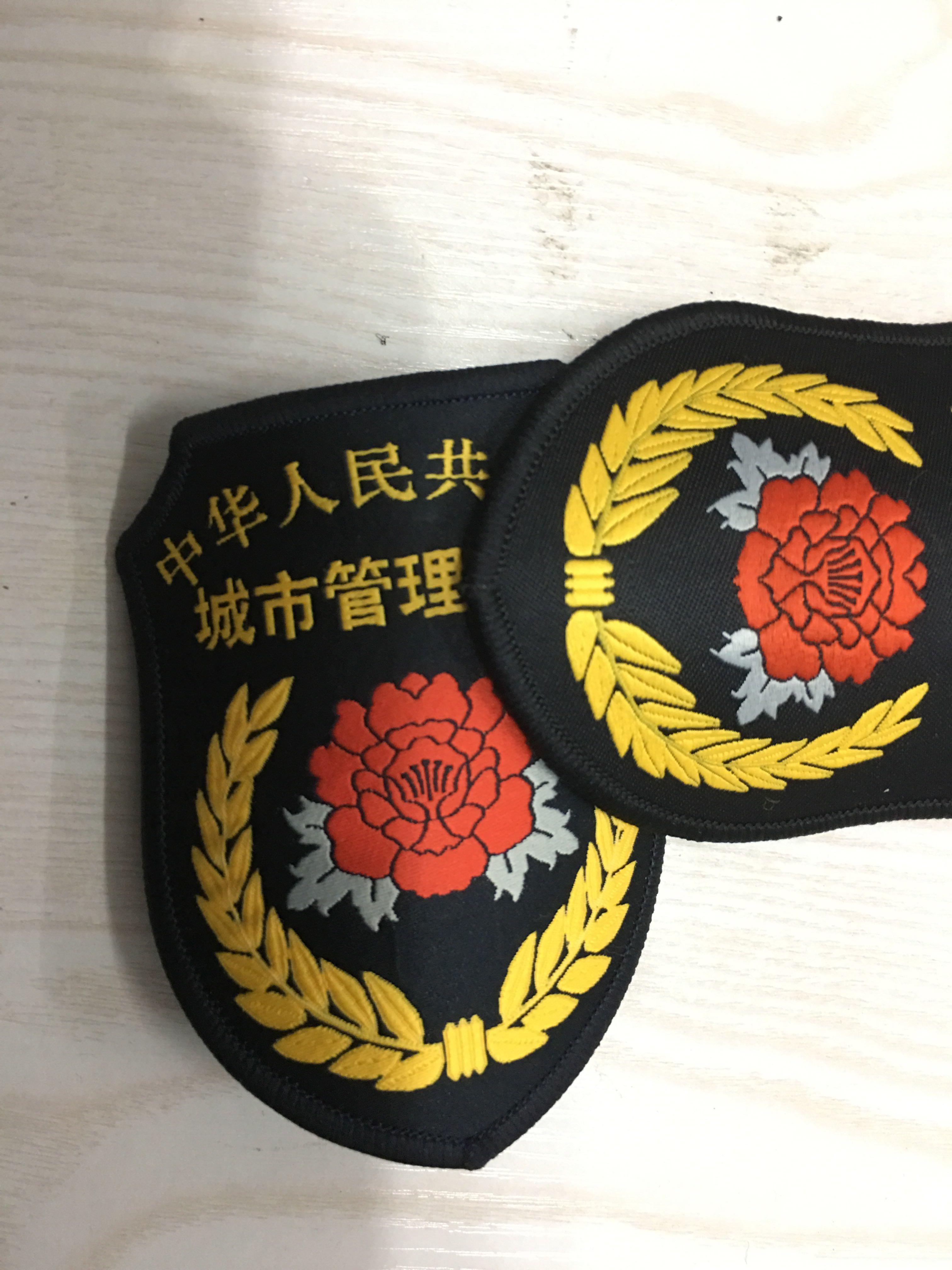 Стандарт нарукавная повязка рукав глава шить стиль подвесной пионы