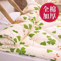 纯棉花褥子垫被子被芯加厚单人双人1.8m床学生儿童棉花床褥垫冬季