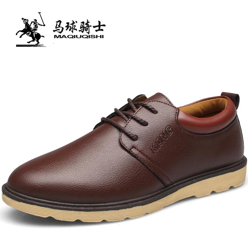 男士皮鞋加絨保暖棉鞋男英倫商務 鞋大碼男鞋45 46 47