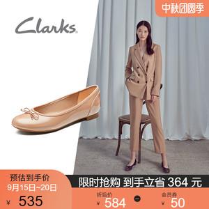 clarks其乐2021蝴蝶结