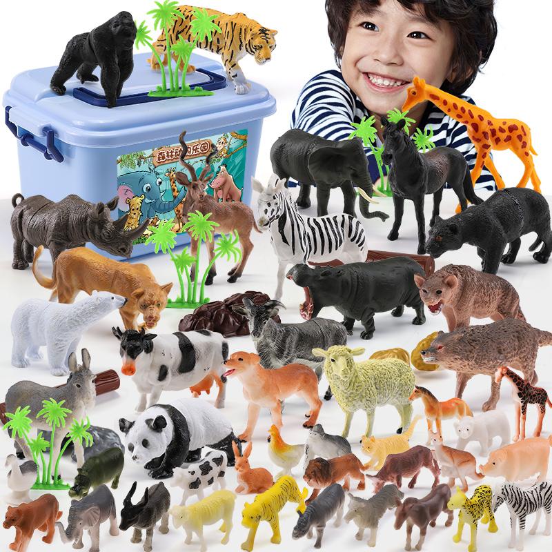 Игрушки с животными Артикул 590385530624