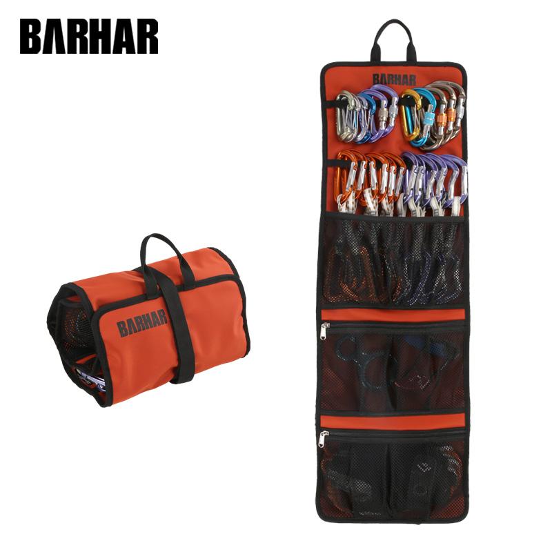 BARHAR hip-hop rope оборудование сумка для хранения быстрая висячая сумка для хранения оборудования для скалолазания сумка для хранения оборудования пакет
