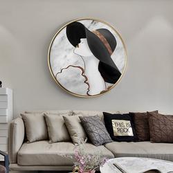 简约现代小幅砖石十字绣2020新款客厅时尚女人小件卧室餐厅钻石画