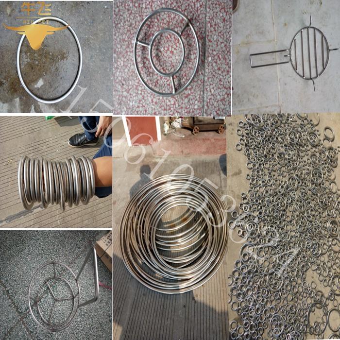 201 304 316 кольцо из нержавеющей стали кольцо с кольцевым кольцом стальное кольцо Кольцо обруча может быть настроено