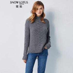 snow lotus since 1965雪莲羊绒衫