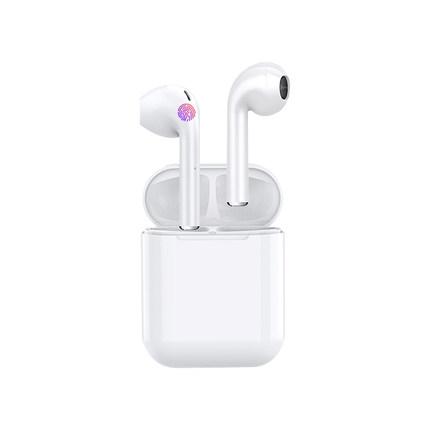无线蓝牙耳机5.0双耳隐形跑步运动入耳挂耳式适用华为iphone苹果小米oppo安卓通用男女生款可爱无限超长待机
