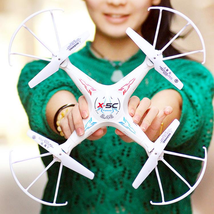 限8000张券x5c耐摔四轴飞行器drone遥控飞机