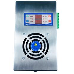 不锈钢配电柜冷凝智能除湿装置排水型开关柜温湿度控制器防凝露壳