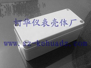 安防57plc塑料外壳电子ap接线盒电源外盒号外型尺寸180*80*70