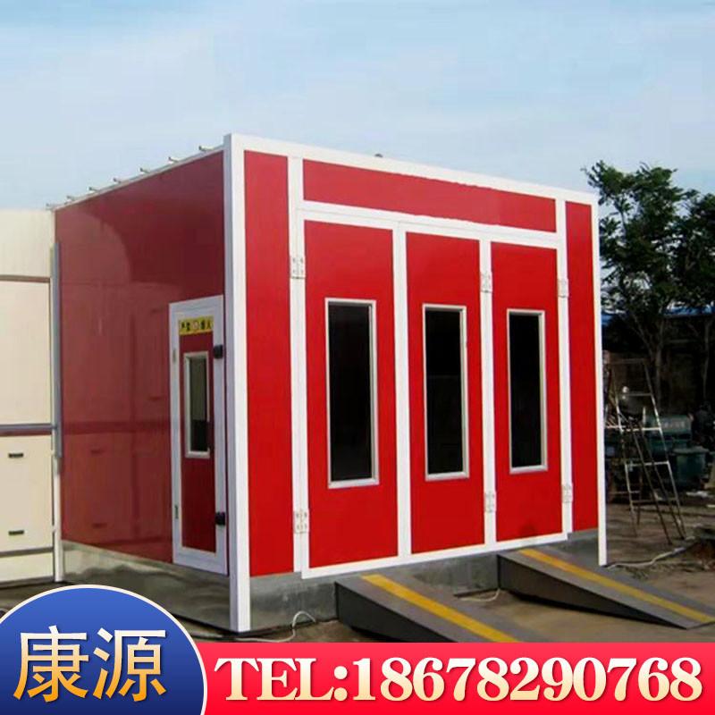 标准型环保汽车烤漆房喷漆房设备家具油漆房高温烤房废气处理设备