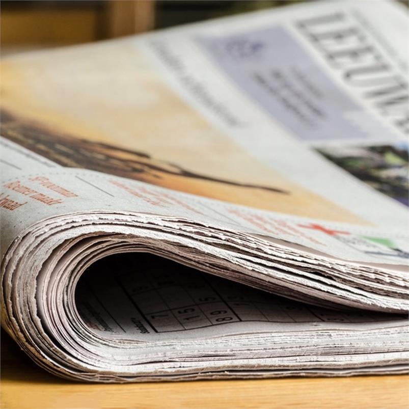 废报子废报纸旧报纸网店打包装潢油漆包裹新报纸鞋包填充旧报子