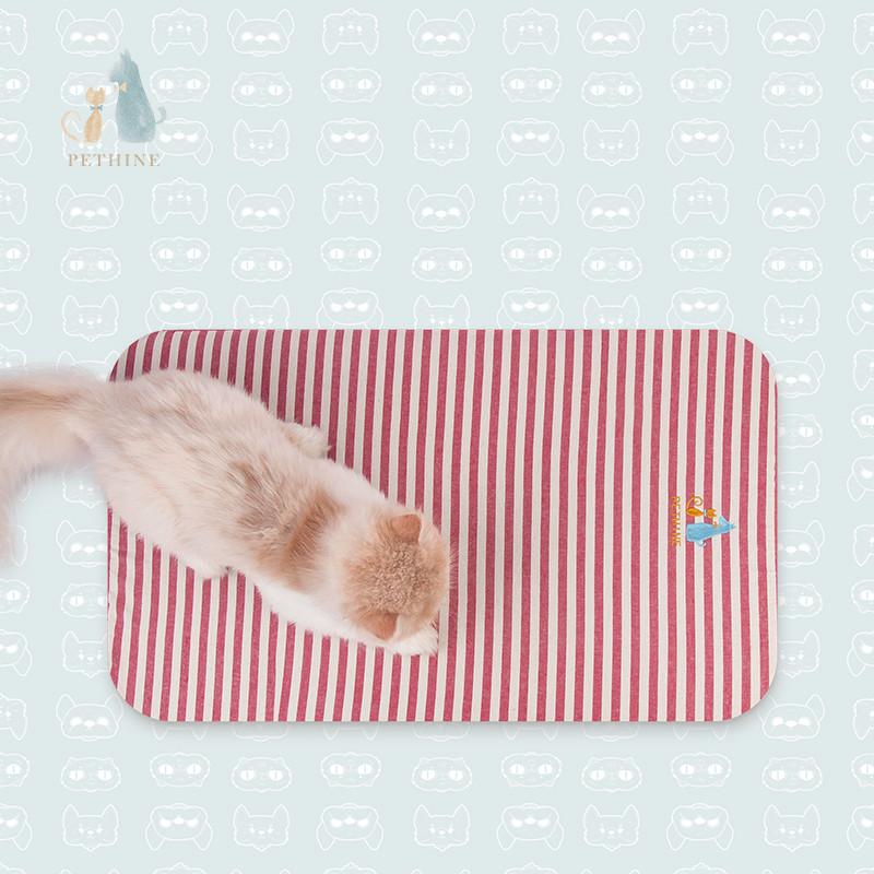 猫窝夏季凉窝狗窝小型犬四季通用网红夏天可拆洗猫床猫垫猫咪用品