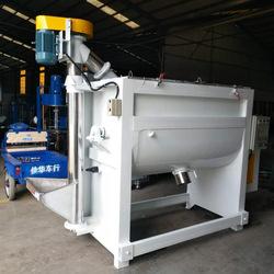 大型干粉砂浆搅拌机全自动洗衣粉生产设备面粉腻子粉搅拌机厂家