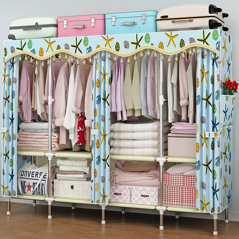Тканевые шкафы для одежды Артикул 588090215025