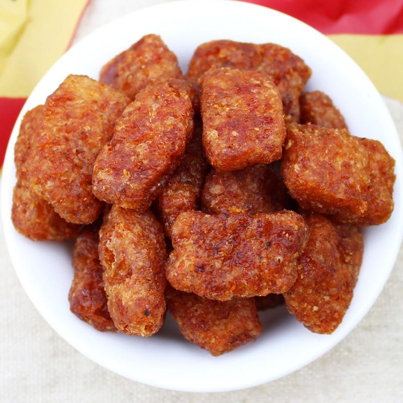香菇酱香肥牛60包8090怀旧宿舍耐吃的小零食散装自选辣条素肉