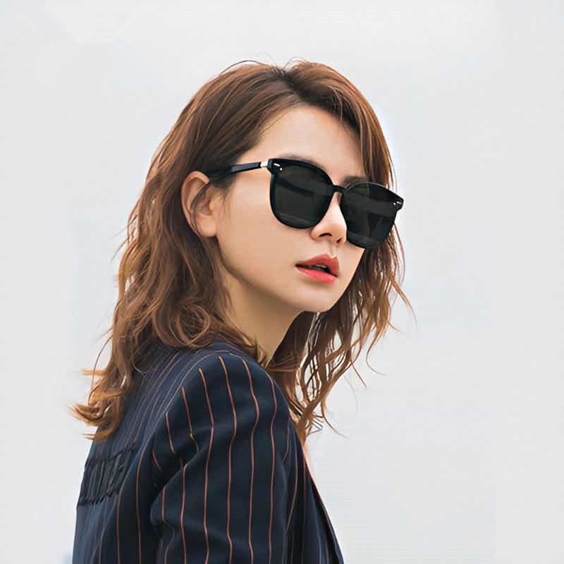 GM Polarized Sunglasses female star with INS Korean version of fashionable sunglasses 2020 new UV protection