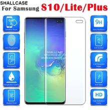 S10plus screen protector Soft Hydrogel Film on the