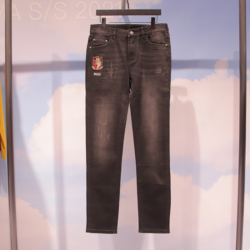 [exclusive for Shangge Hougong group] mens jeans and trousers