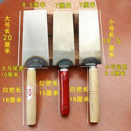 加厚抹泥板抹灰刀抹泥泥工工具皿刀全钢贴砖一体灰匙砌砖刀抹子