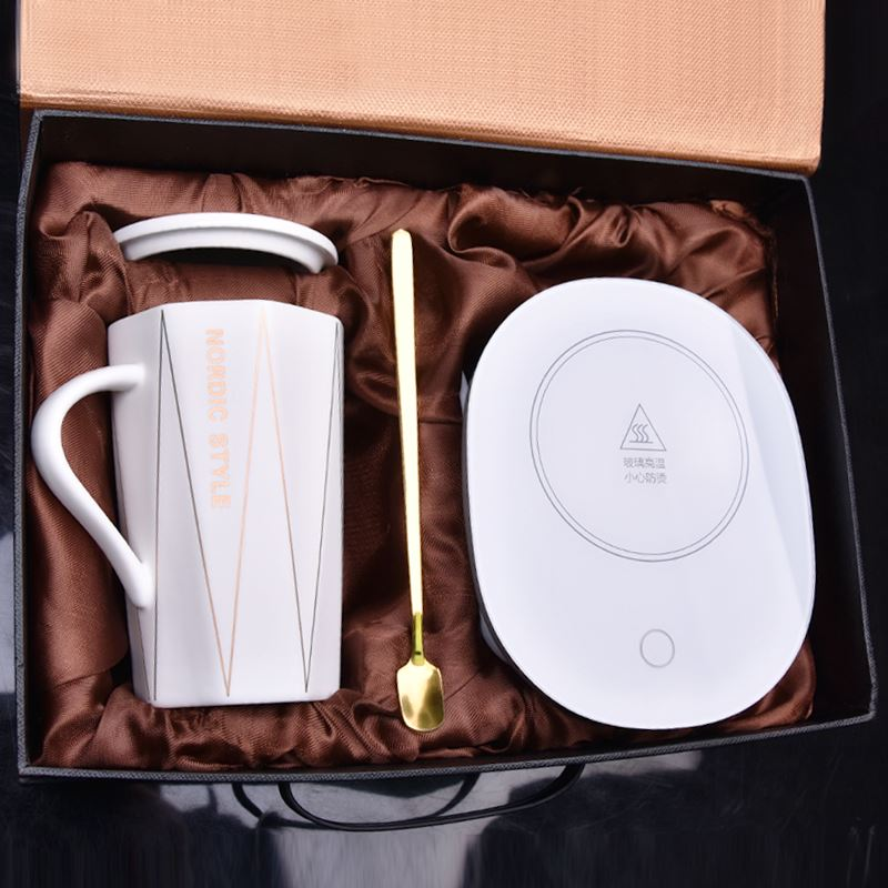 暖暖杯子生日礼物送男女朋友新年年会小礼品奖品送员工实用伴手礼(用37.48元券)
