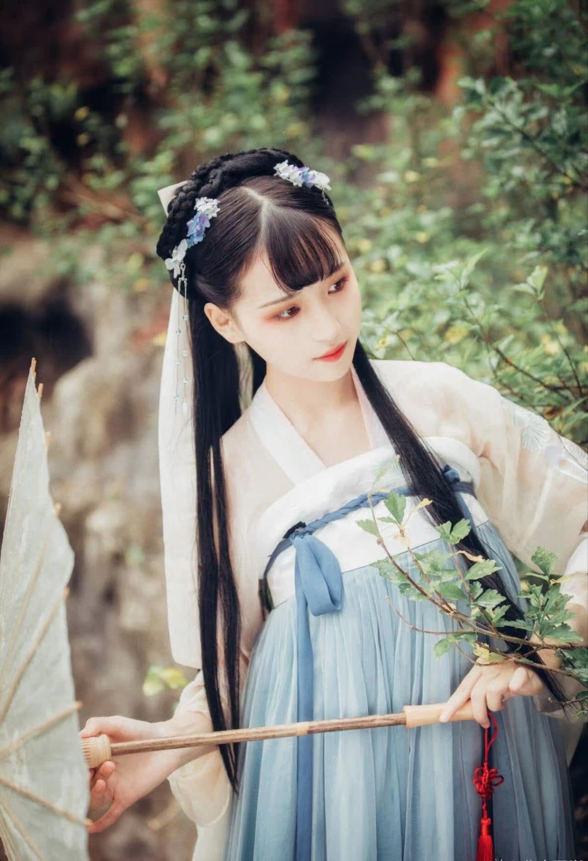 (用1元券)玄姬即将绝版超仙女中国风学生樱花