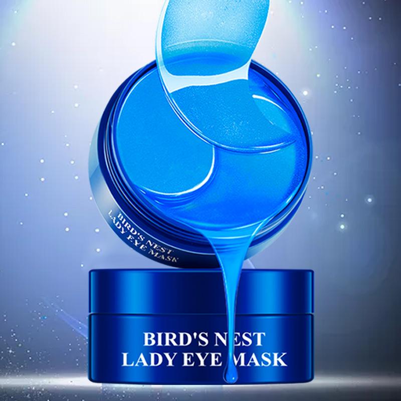 【拍3件】植妍芬海洋燕窝贵妇眼膜补水保湿改善黑眼圈