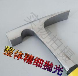 钳工锤子汽车钣金工具套装 砂钣锤 凹面修复工具 多功能钣金锤。图片