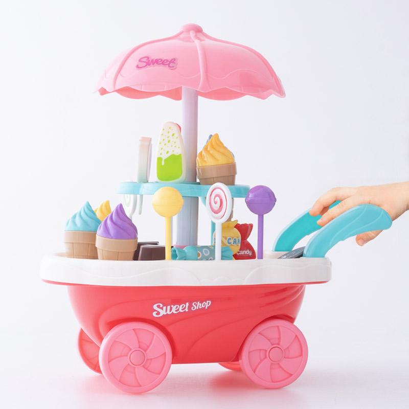 小鸣星 糖果车玩具 19元包邮 直降10元