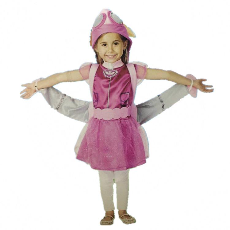 表演演出服不万圣节角色扮演狗狗巡逻队服装男女童装儿童