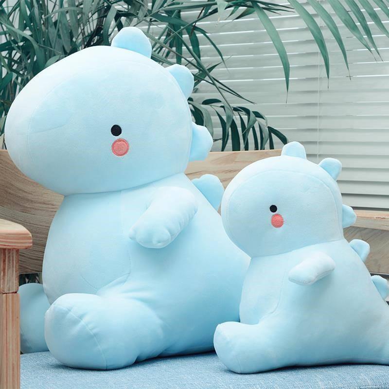 新款小恐龙毛绒玩具少女心ins抱枕可爱玩偶公仔女生布娃娃2019