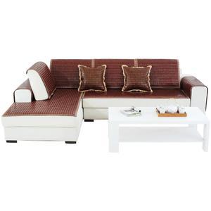 领1元券购买玉竹夏季麻将席沙发垫新款凉席沙发垫竹席新款沙发防滑坐垫子凉垫