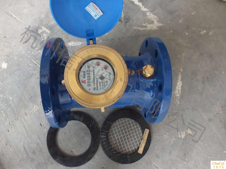 家用宁波防冻旋翼湿式冷/热水表LXS/R-E铜接数字式LXL