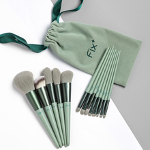 Fix Faith, Sijiqing, makeup brush set, beauty brush, super soft, 13 Blush Powder.