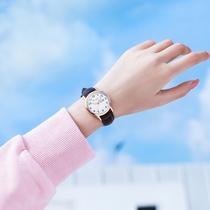 1314名牌手表钨钢正品刻字时尚潮情侣一对韩版男女防水石英表七夕