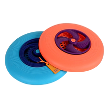 American B.Toys children's Frisbee parent-child interaction soft and hard fall unbreakable UFO beach spinning outdoor sports toys