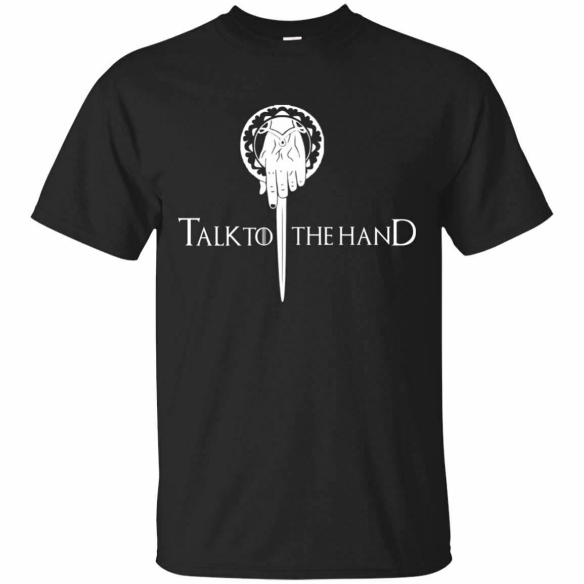 Power game T-shirt and manual Tyrion Lannister T-shirt short sleeve high end custom short sleeve
