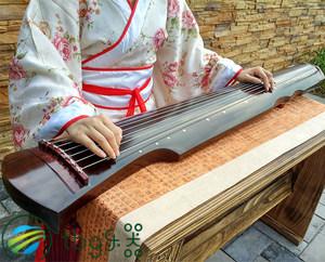 丶伏羲式桐木成人初学者练习琴古琴